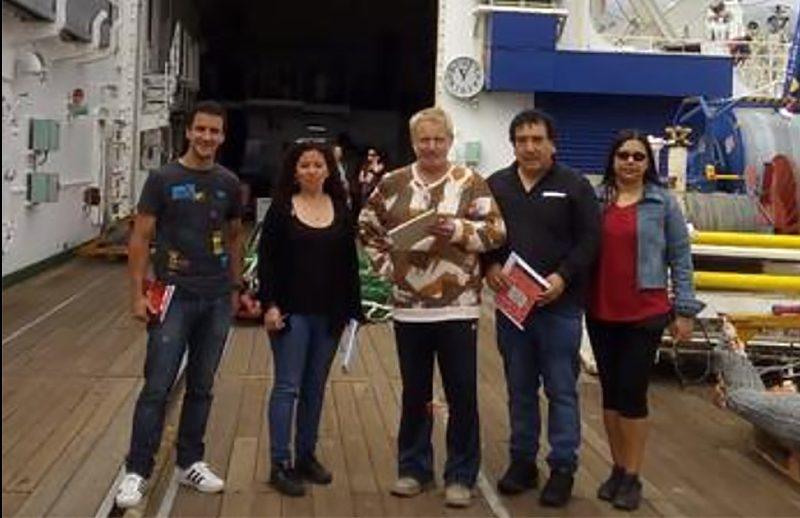 Investigadores del IMO participan en nueva expedición científica