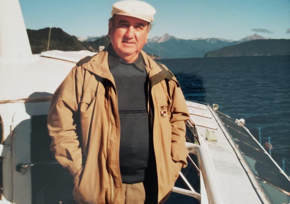SCOR rinde homenaje al Dr. José Stuardo (Q.E.P.D) por su contribución a la Oceanografía en Latinoamérica